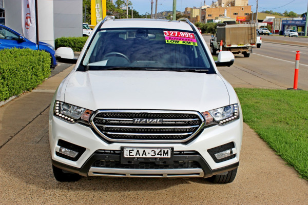 2019 Haval H6 LUX LUX Suv