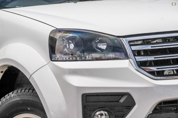 2021 MY20 Great Wall Steed K2 Single Cab 4x4 Cab chassis Image 2
