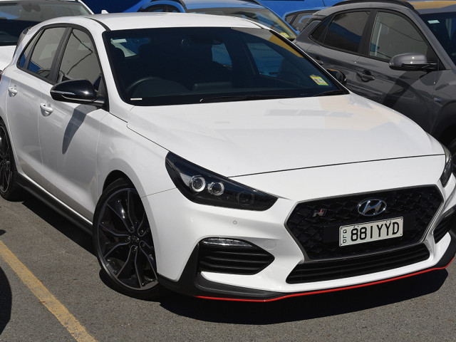 2018 Hyundai i30 PDe.2 N Performance Hatchback