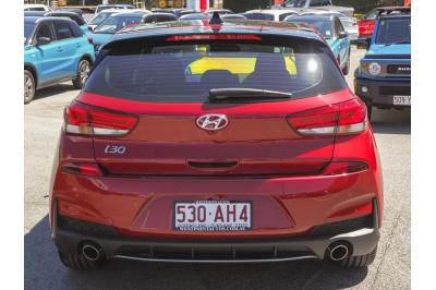 2020 MY21 Hyundai i30 PD.V4 N Line Hatchback Image 2