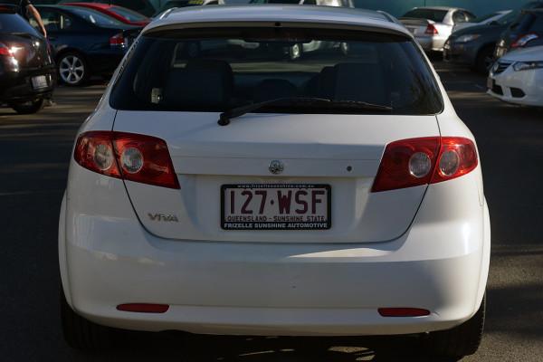 2006 Holden Viva JF Equipe Hatchback Image 4