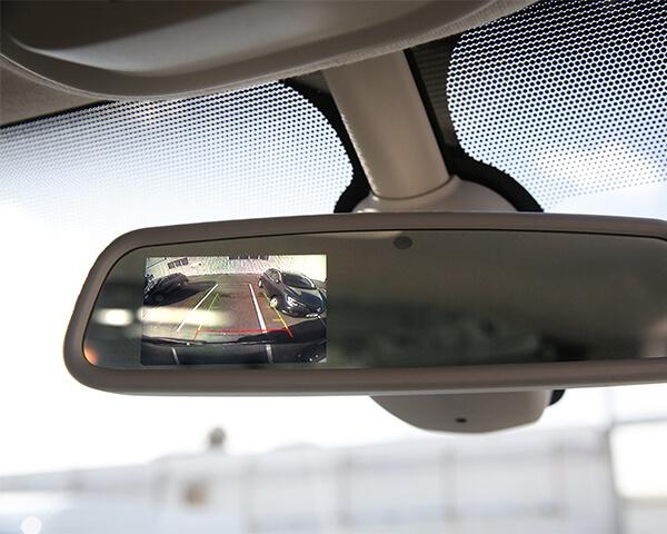 In Mirror Reverse Camera