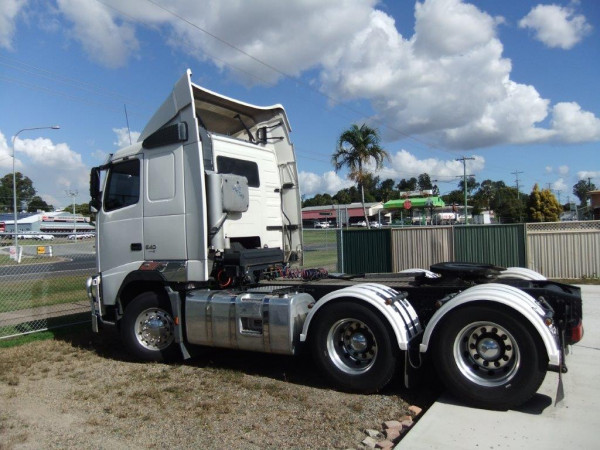 2012 Other Fh540 Prime Mover Truck