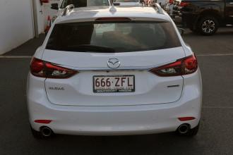 2019 Mazda 6 GL Series Atenza Wagon Wagon Image 4