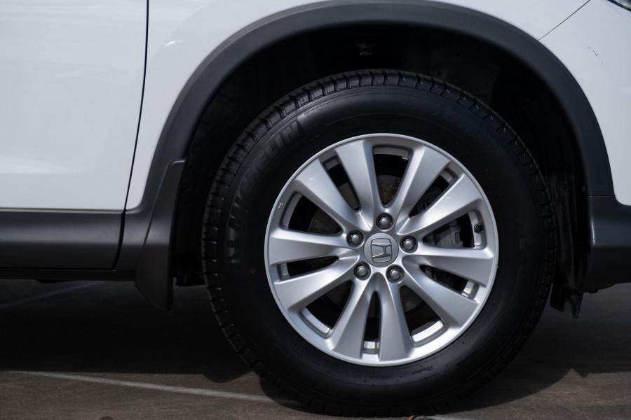 2017 Honda CR-V RM Series II  VTi Suv Image 4