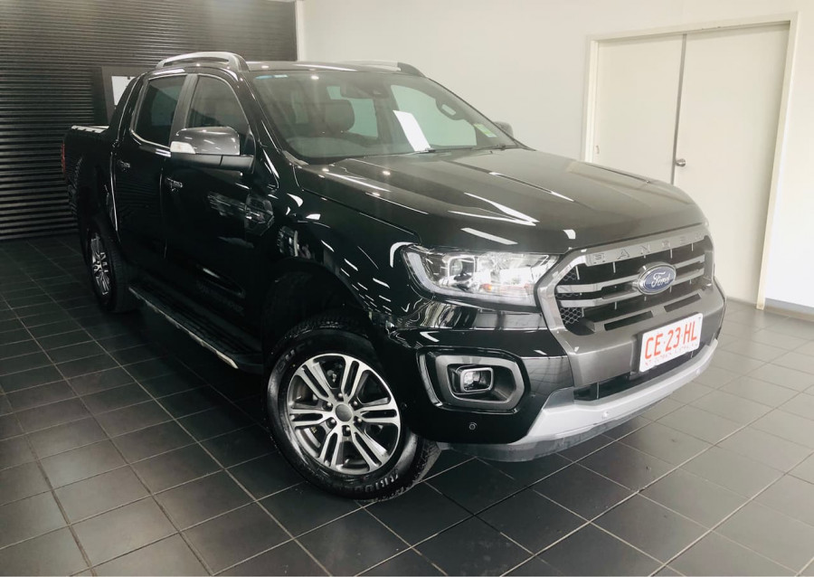 2019 MY20.25 Ford Ranger Utility image 1