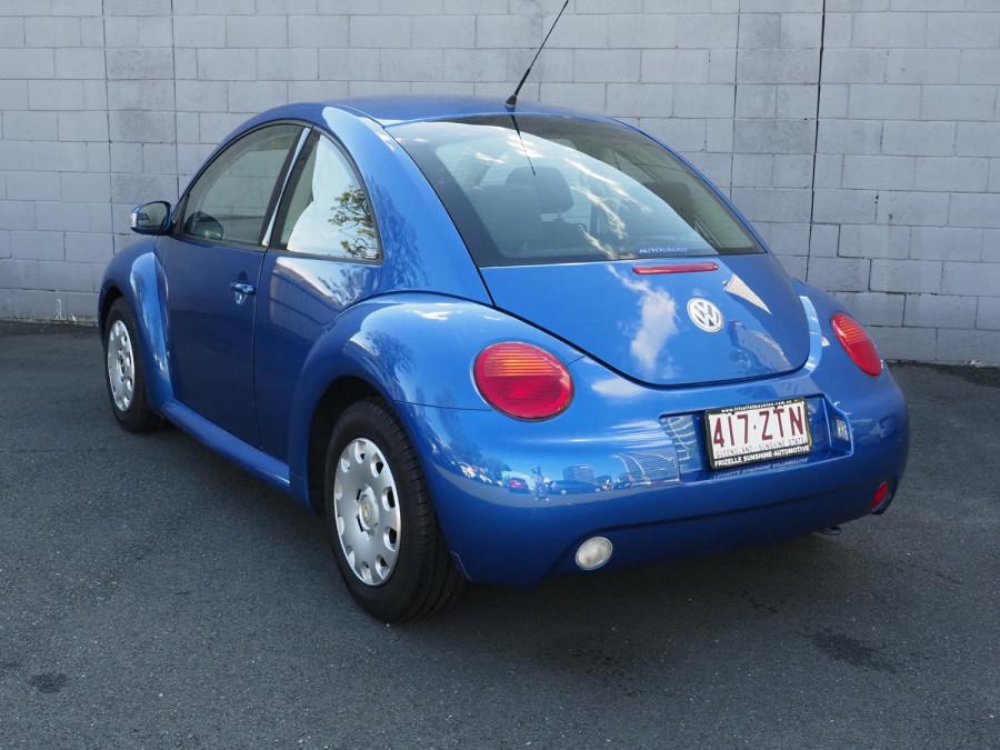 2005 Volkswagen Beetle 9C MY2005 Coupe Image 16