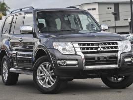 Mitsubishi Pajero Exceed 7 Seat Diesel NX