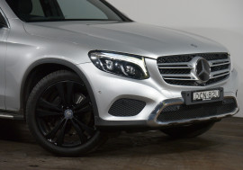 2015 Mercedes-Benz Glc Mercedes-Benz Glc 250d Auto 250d Wagon
