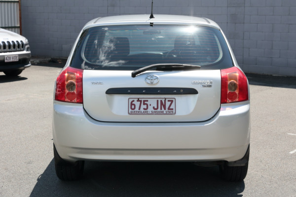 2006 Toyota Corolla ZZE122R 5Y Ascent Hatch
