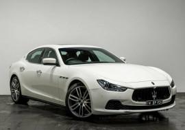 Maserati Ghibli M157 MY14