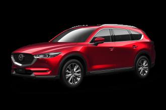 Mazda CX-8 Asaki LE KG Series