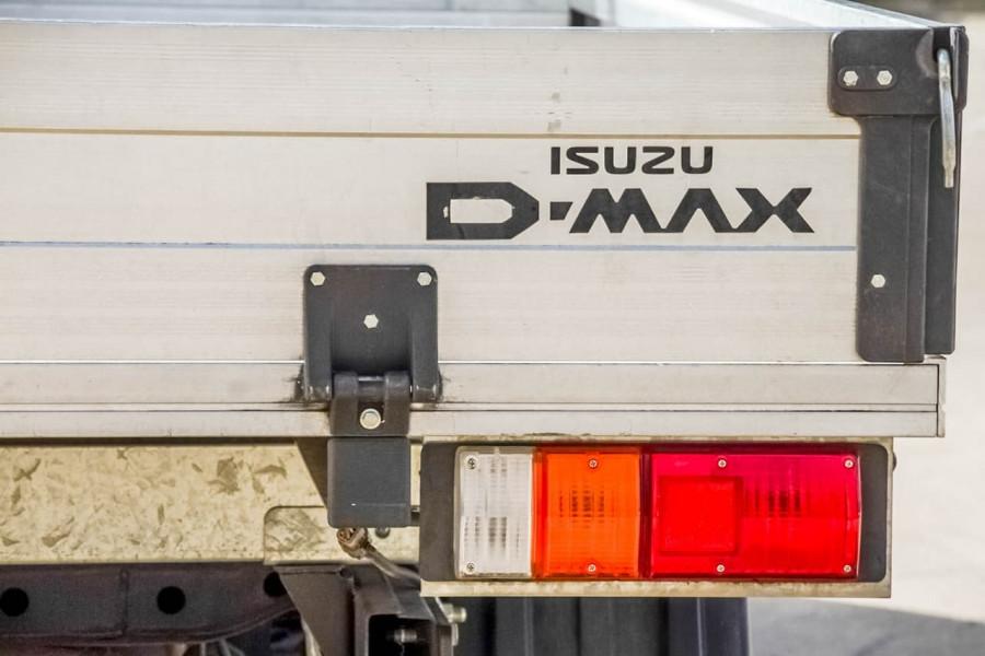 2015 Isuzu Ute D-MAX (No Series) MY15 SX High Ride Cab chassis Image 18