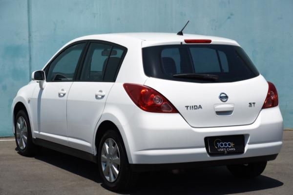 2007 Nissan Tiida C11 MY07 ST Hatchback Image 3