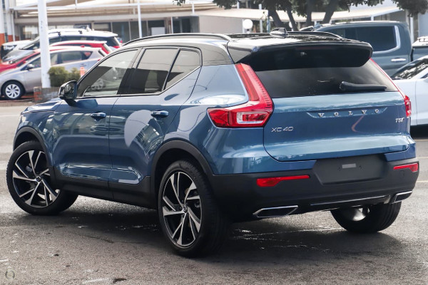 2021 Volvo Xc40 (No Series) MY21 T5 R-Design Suv Image 4