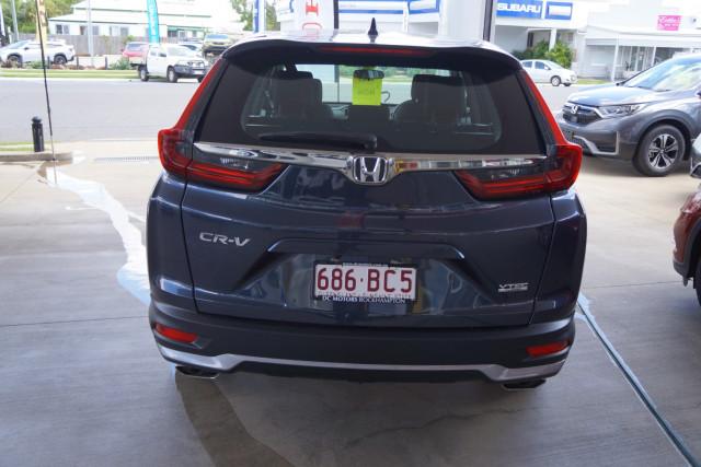 2020 MY21 Honda CR-V RW VTi X Suv Image 5