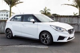 MG 3 Excite 1.5L Demonstrator