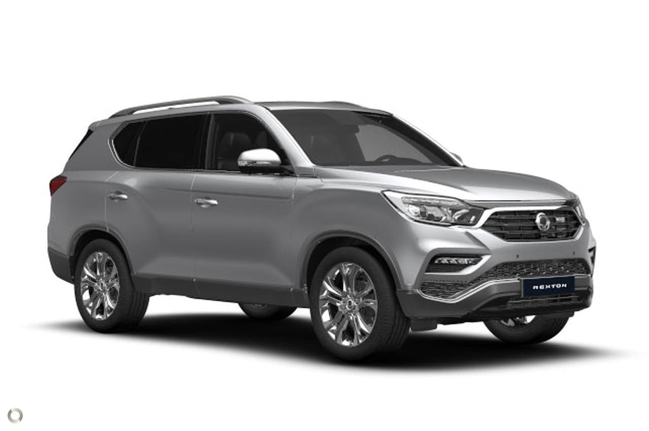 2021 MY20 SsangYong Rexton Y400 Ultimate Suv