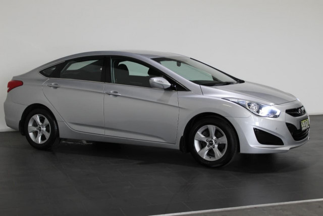2014 Hyundai I40 VF2 Active Sedan Image 5