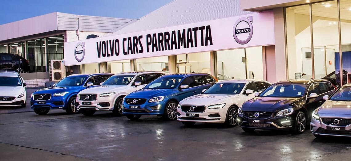 About Volvo Cars Parramatta