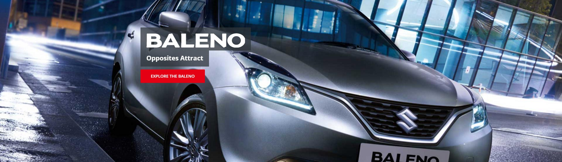 All-new Suzuki Baleno hatch, where space meets style. Explore the Baleno at Redcliffe Suzuki Brisbane.