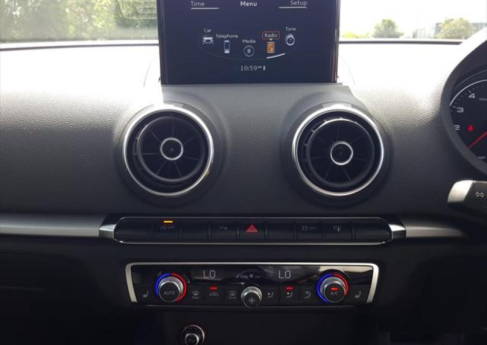2016 Audi A3 Sportback Attraction Hatchback