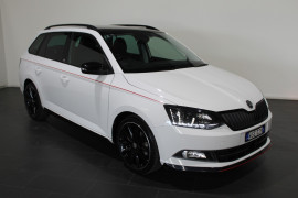 Skoda Fabia 81TSI NJ Turbo