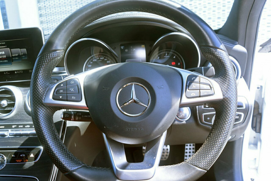 2016 MY56 Mercedes-Benz C250 W205 806+056MY d Sedan Mobile Image 13