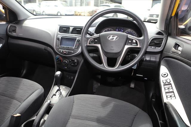 2014 Hyundai Accent RB2 MY15 Active Hatchback Image 11