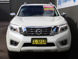 2015 Nissan Navara D23 ST-X Ute