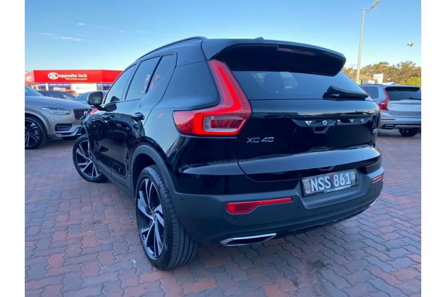 2018 Volvo XC40 XZ MY18 T5 AWD R-Design Suv