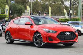 Hyundai Veloster Turbo Coupe D-CT Premium JS MY20