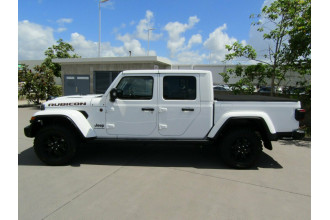 2020 Jeep Gladiator JT MY20 Launch Edition Pick-up Utility Image 4