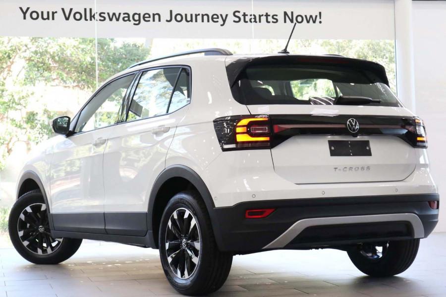 2021 Volkswagen T-Cross C1 85TSI Life Suv Image 2