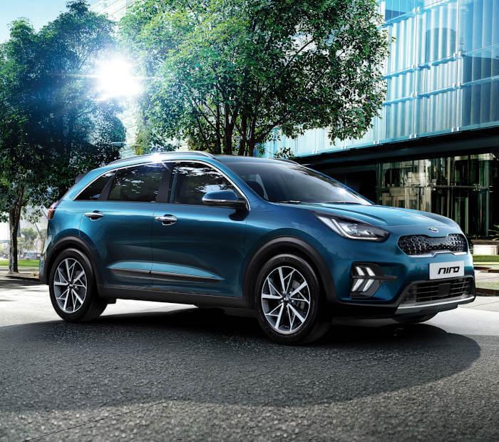 Hybrid's latest look. Image