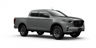 2020 MY21 Mazda BT-50 TF XT 4x4 Pickup Utility crew cab image 7