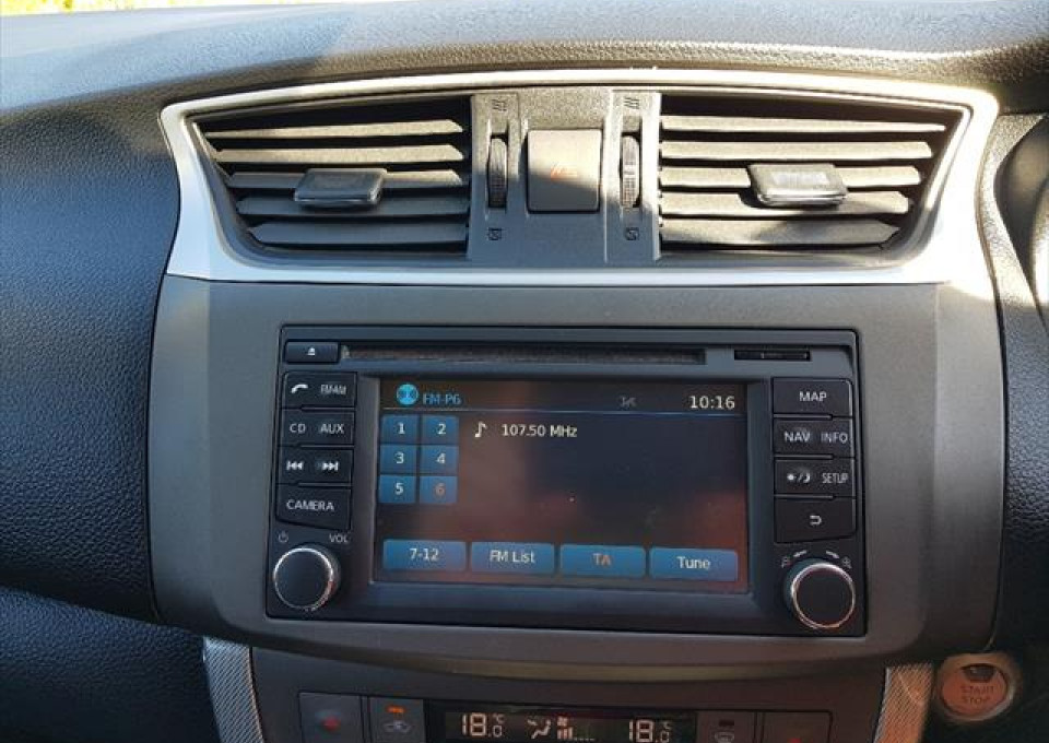 2013 Nissan Pulsar B17 Ti Sedan