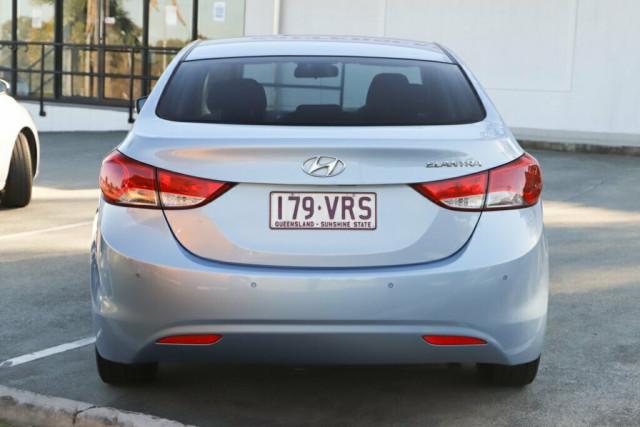 2013 Hyundai Elantra MD2 Elite Sedan Image 7