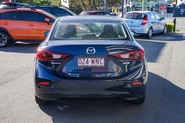 2016 Mazda 3 BN Series Neo Sedan