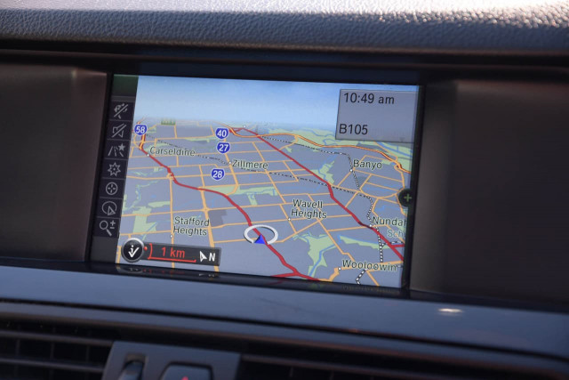 2012 BMW 5 Series F10 MY12 520d Sedan Image 20