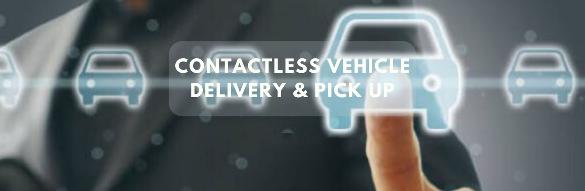 Woodleys Motors Group has contactless vehicle delivery and pick up