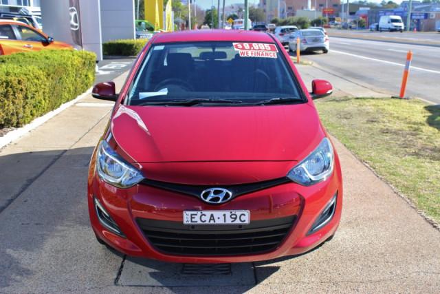 2014 MY16 Hyundai I20 PB  Active Hatchback Image 3