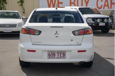 2013 Mitsubishi Lancer CJ MY13 LX Sedan Image 4