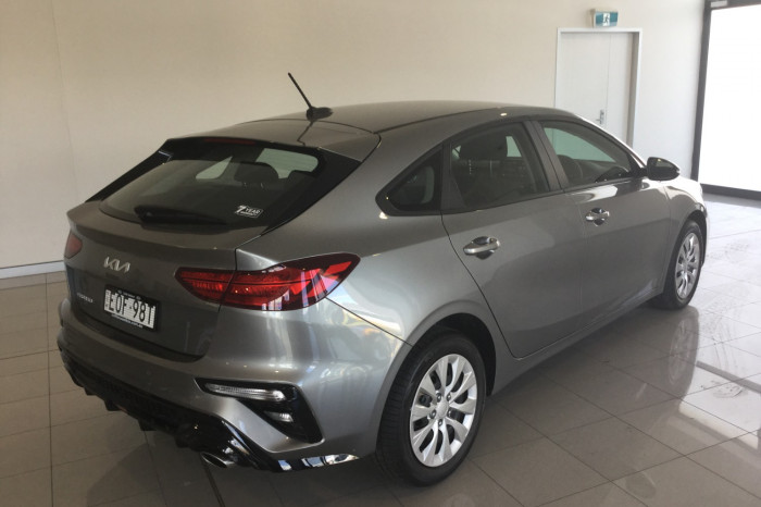 2021 MY20 Kia Cerato BD S with Safety Pack Hatchback Image 7