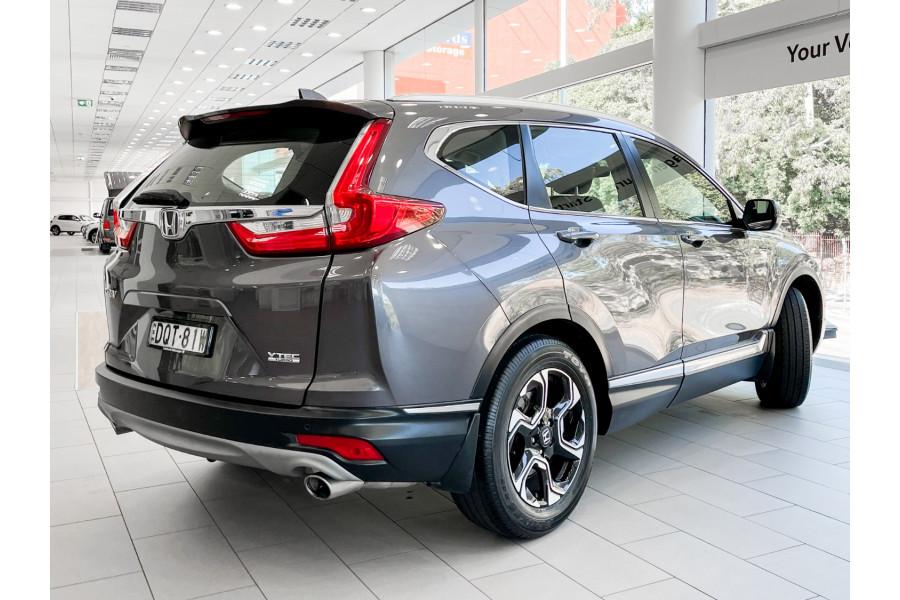 2017 Honda CR-V RM Series II  VTi-S Suv