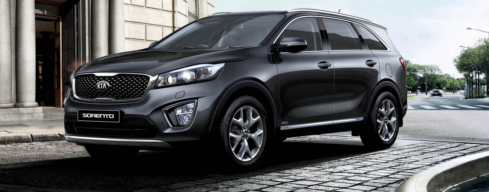 New Kia Sorento For Sale In Woden Queanbeyan John Mcgrath Accessories Strong From The Inside Out Comes With A Matrix Of Passive And Active Safety Systems All Round Protection Including Extensive Use