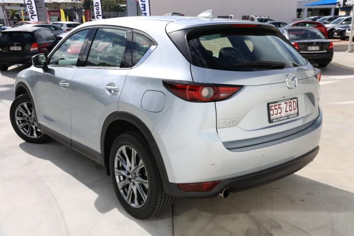 2019 Mazda CX-5 KF4WLA Akera Suv Image 3