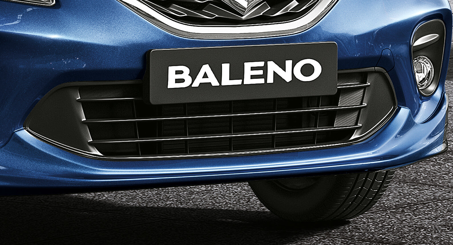 Baleno - Front Under Spoiler