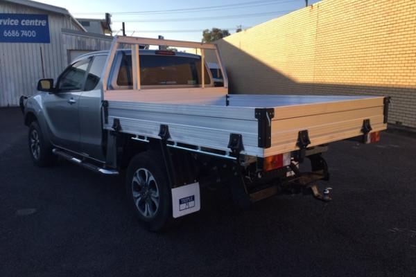 2015 Mazda BT-50 UP0YF1 XTR Cab chassis Image 4