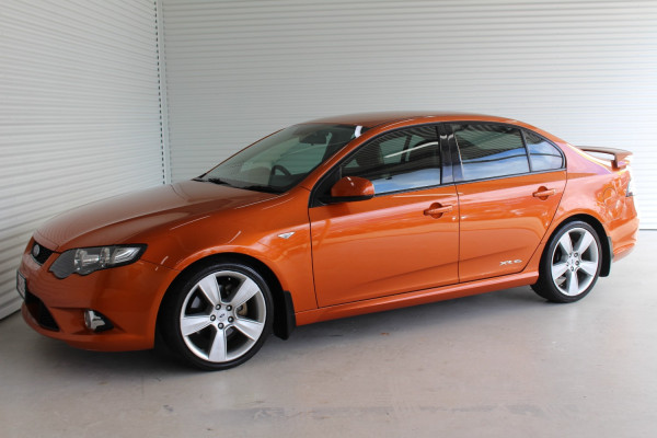 2010 Ford Fg Xr Sedan FG XR6 TURBO Sedan Image 5